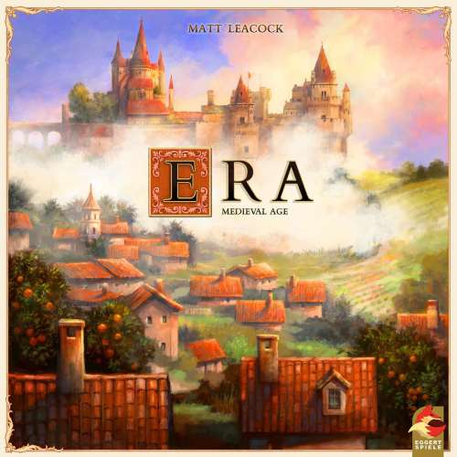 Era: Medieval Age (+ Sticker Upgrade) - настолна игра