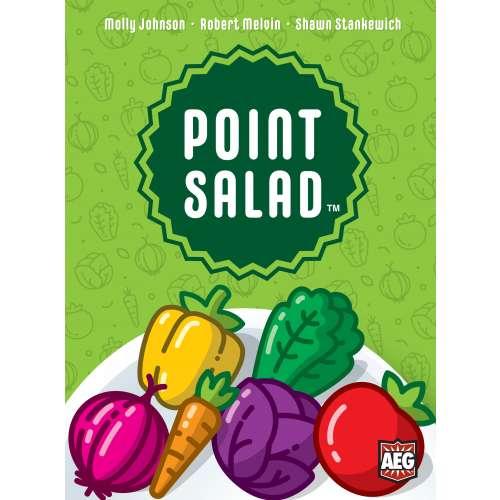 Point Salad - настолна игра