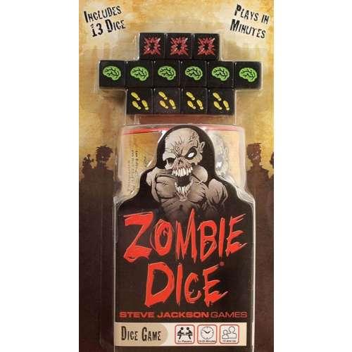 Zombie Dice - настолна игра