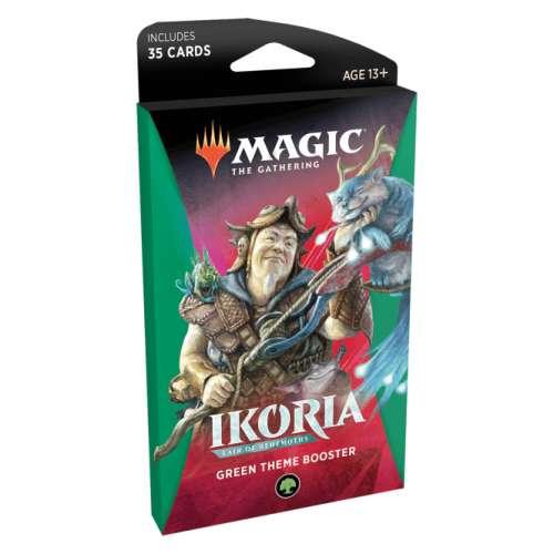 Magic: The Gathering - Ikoria: Lair of Behemoths Theme Booster (Green)