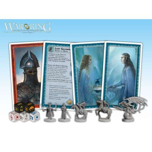 War of the Ring: Lords of Middle-Earth - разширение за настолна игра