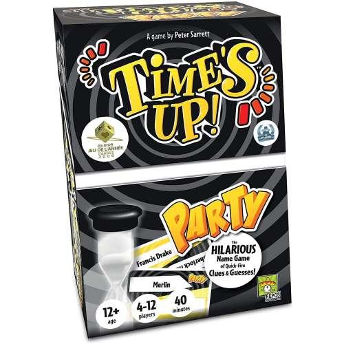 Time's Up! Party - настолна игра