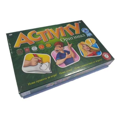 Активити (Activity) - настолна игра