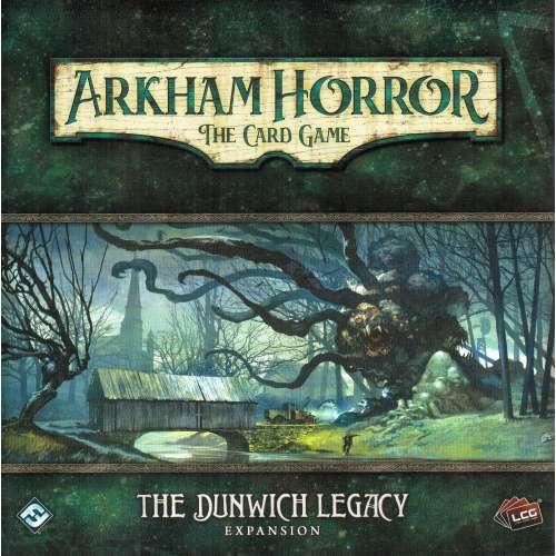 Arkham Horror: The Card Game – The Dunwich Legacy - разширение за настолна игра