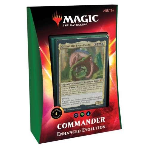Magic: The Gathering - Ikoria: Lair of Behemoths Commander Deck - Enhanced Evolution