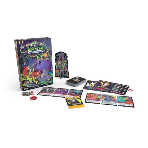 Epic Spell Wars of the Battle Wizards: Rumble at Castle Tentakill - настолна игра