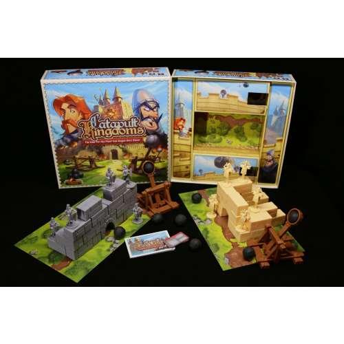 Catapult Kingdoms - настолна игра