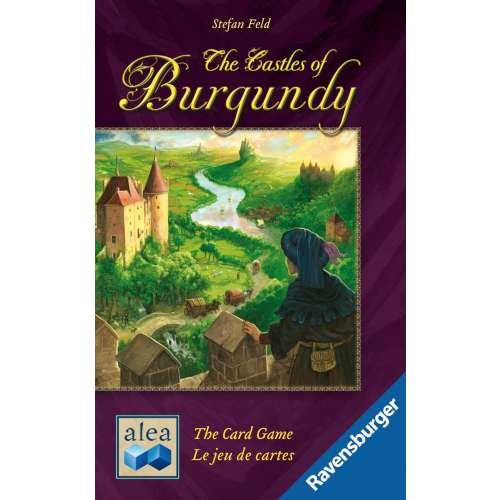 The Castles of Burgundy: The Card Game - настолна игра