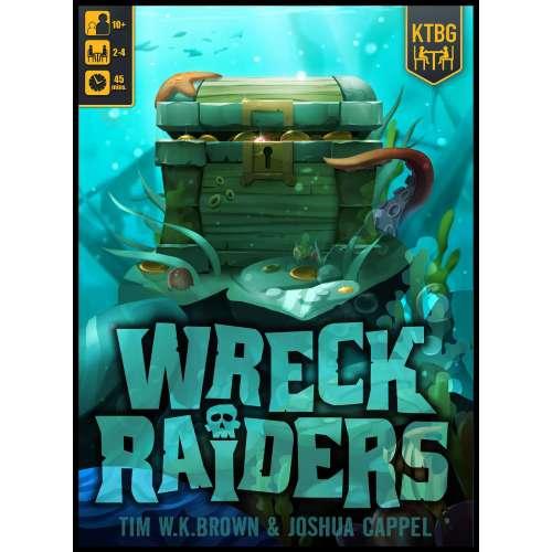 Wreck Raiders - настолна игра