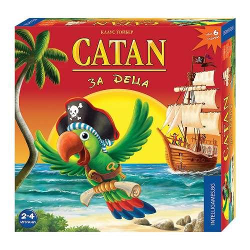 Catan за деца - настолна игра