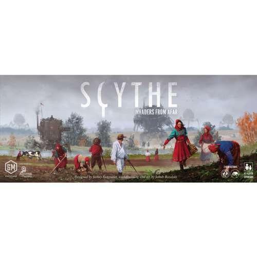 Scythe: Invaders from Afar - разширение за настолна игра