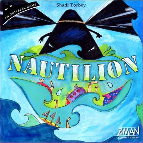 Nautilion - настолна игра