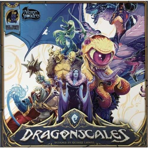 Dragonscales - настолна игра