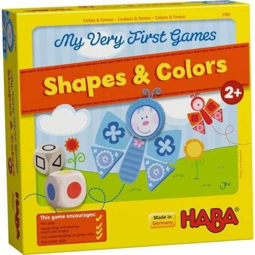 Цветове и форми (Shapes & Colors) - настолна игра