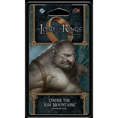 The Lord of the Rings: The Card Game – Under the Ash Mountains - разширение за настолна игра
