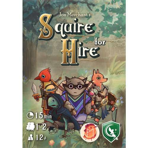 Squire for Hire - настолна игра