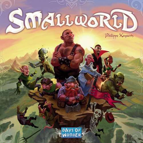 Small World - настолна игра