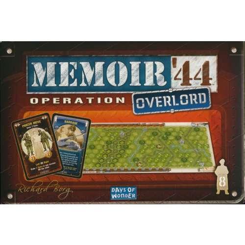 Memoir '44: Operation Overlord - разширение за настолна игра