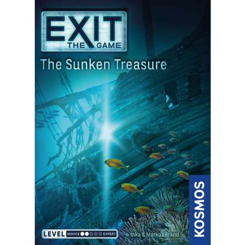 Exit: The Game – The Sunken Treasure - настолна игра
