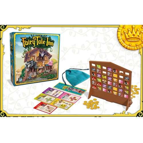 Fairy Tale Inn - настолна игра