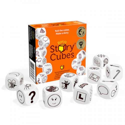 Rory's Story Cubes - настолна игра