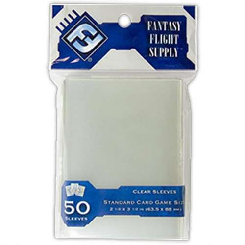 FFG Standard Card Game Sleeves - 63.5 mm х 88 mm