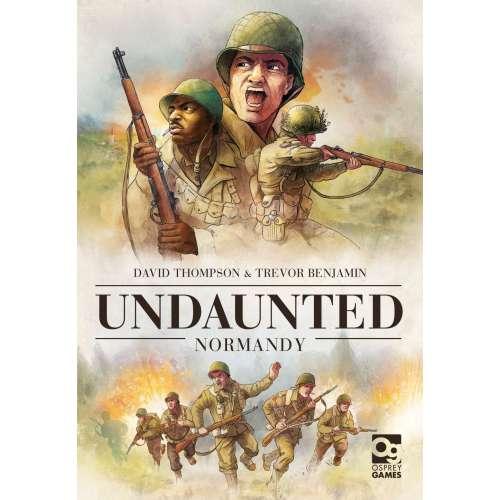 Undaunted: Normandy - настолна игра