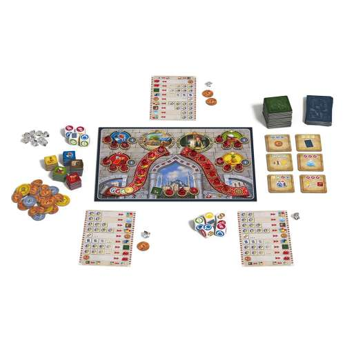 Istanbul: The Dice Game - настолна игра