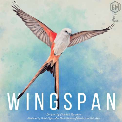Wingspan (Swift-Start Pack Edition)- настолна игра