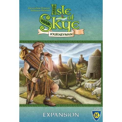 Isle of Skye: Journeyman - разширение за настолна игра