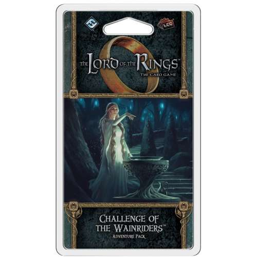 The Lord of the Rings: The Card Game – Challenge of the Wainriders - разширение за настолна игра