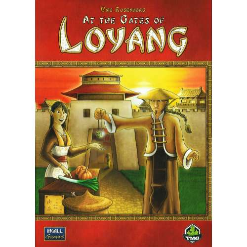 At the Gates of Loyang - настолна игра
