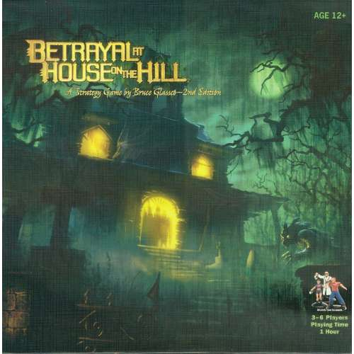 Betrayal at House on the Hill - настолна игра