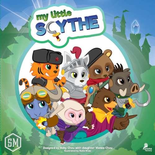My Little Scythe - настолна игра