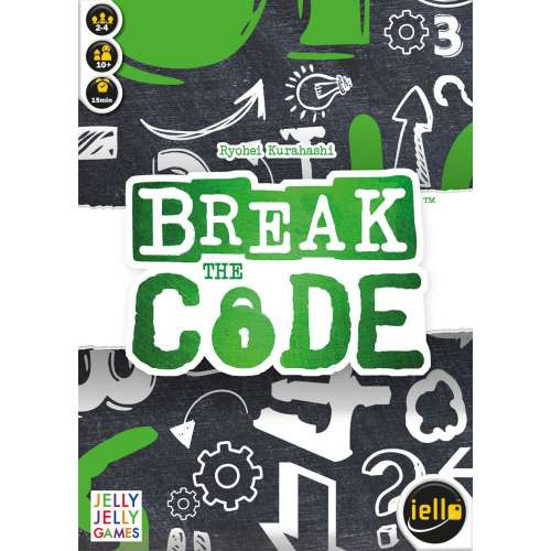Break the Code - настолна игра