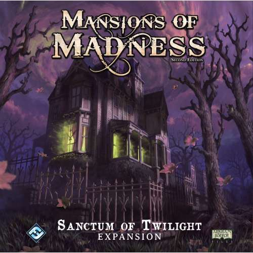 Mansions of Madness: Second Edition – Sanctum of Twilight - разширение за настолна игра
