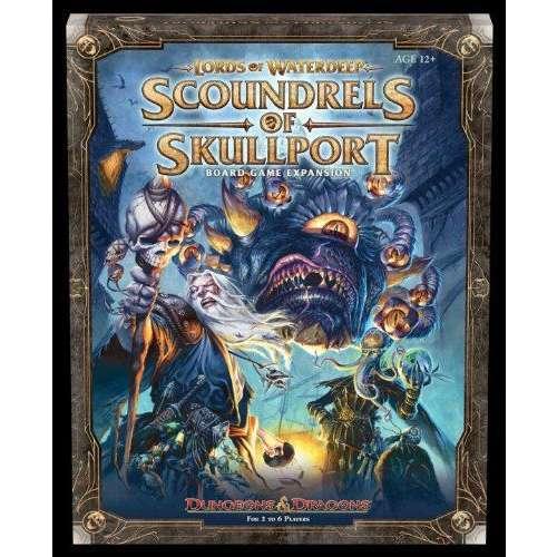 Lords of Waterdeep: Scoundrels of Skullport - разширение за настолна игра