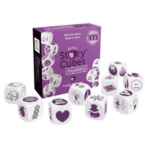 Rory's Story Cubes: Мистерия - настолна игра