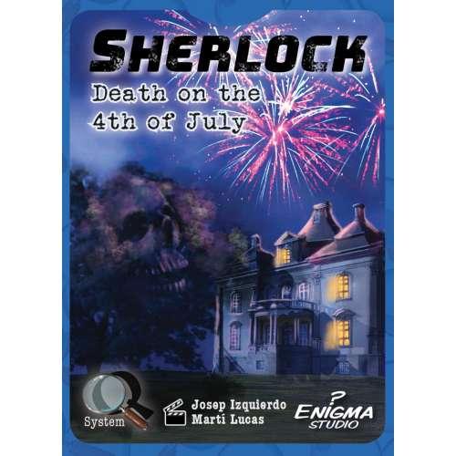 Sherlock: Death on the 4th of July - настолна игра