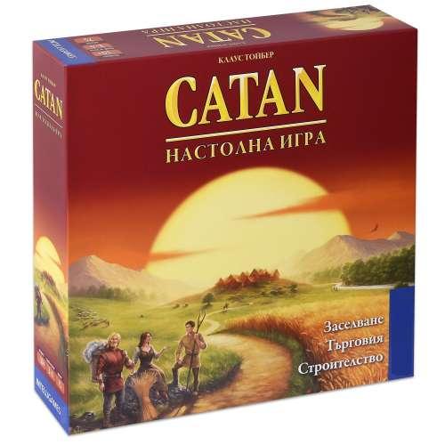 Catan - настолна игра