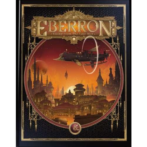 Dungeons & Dragons RPG: Eberron - Rising from the Last War (Alternate Cover)