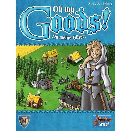 Oh My Goods! - настолна игра