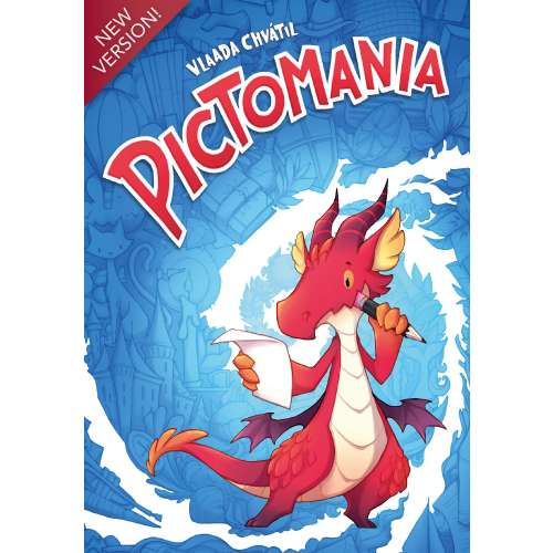 Pictomania (Second Edition) - настолна игра
