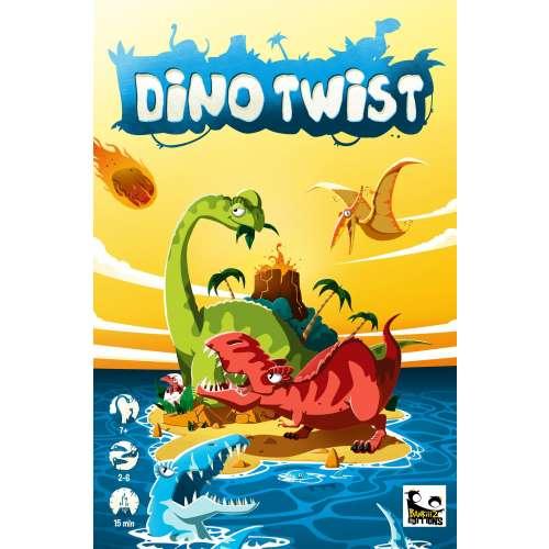 Dino Twist - настолна игра