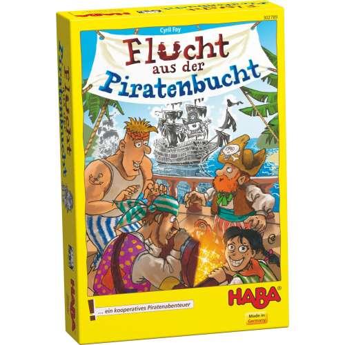 Бягство от пиратския залив - настолна игра