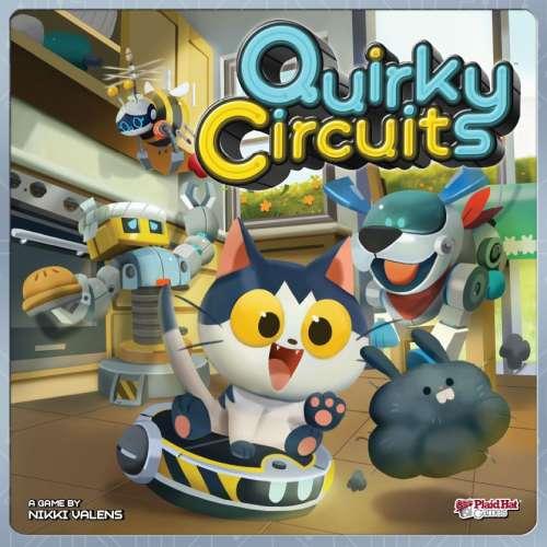 Quirky Circuits - настолна игра