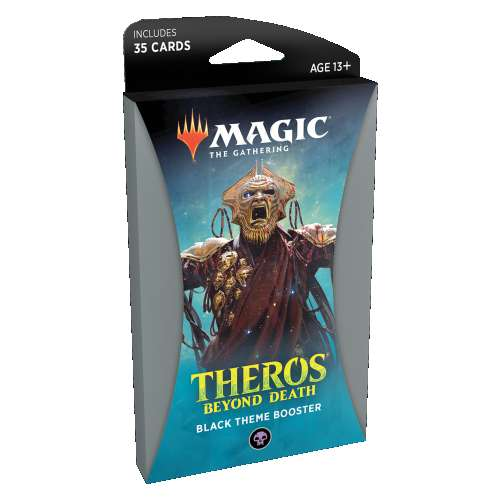 Magic: The Gathering - Theros Beyond Death Theme Booster (Black)
