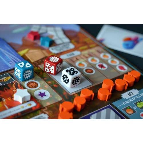 Euphoria: Build a Better Dystopia - настолна игра