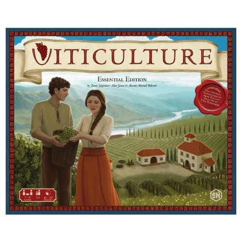 Viticulture (Essential Edition) - настолна игра