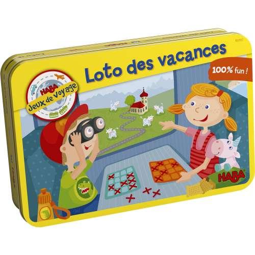 Пътуващо Бинго - настолна игра